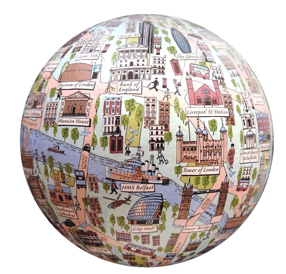 3D Conceptual Maps